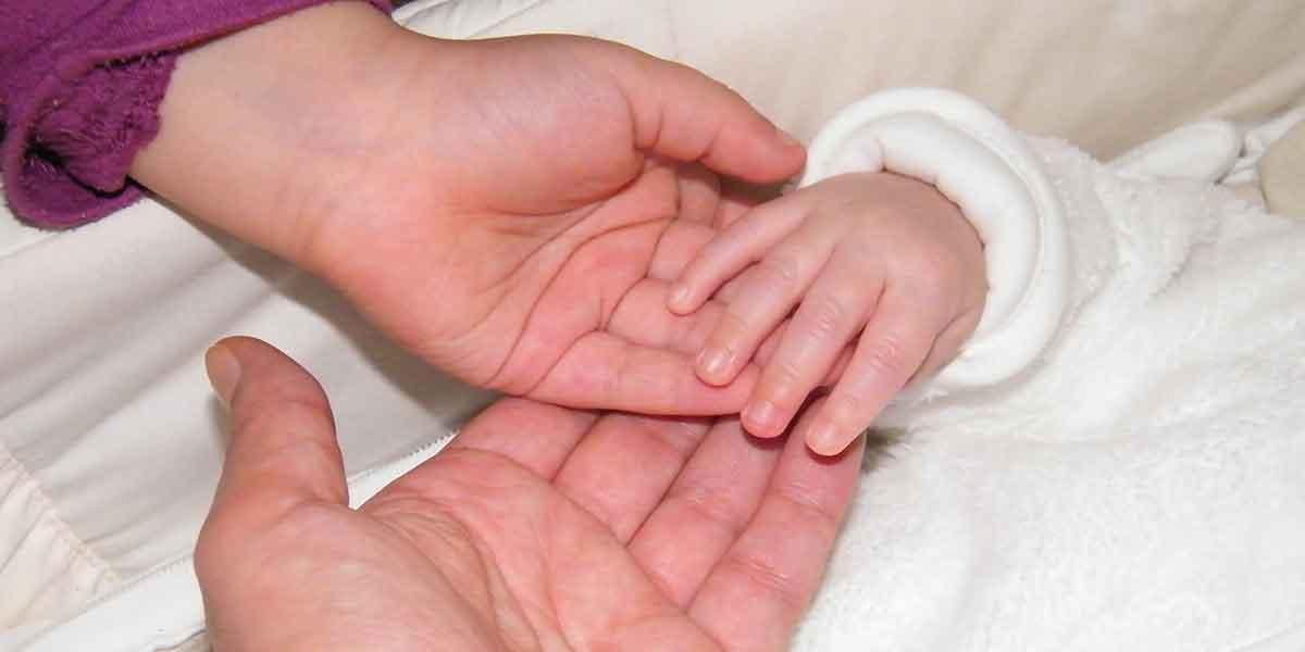 Fotografías al segundo bebé