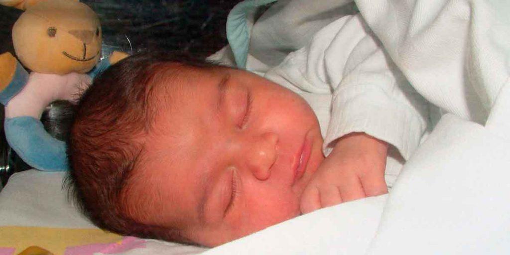primeras fotografías bebé