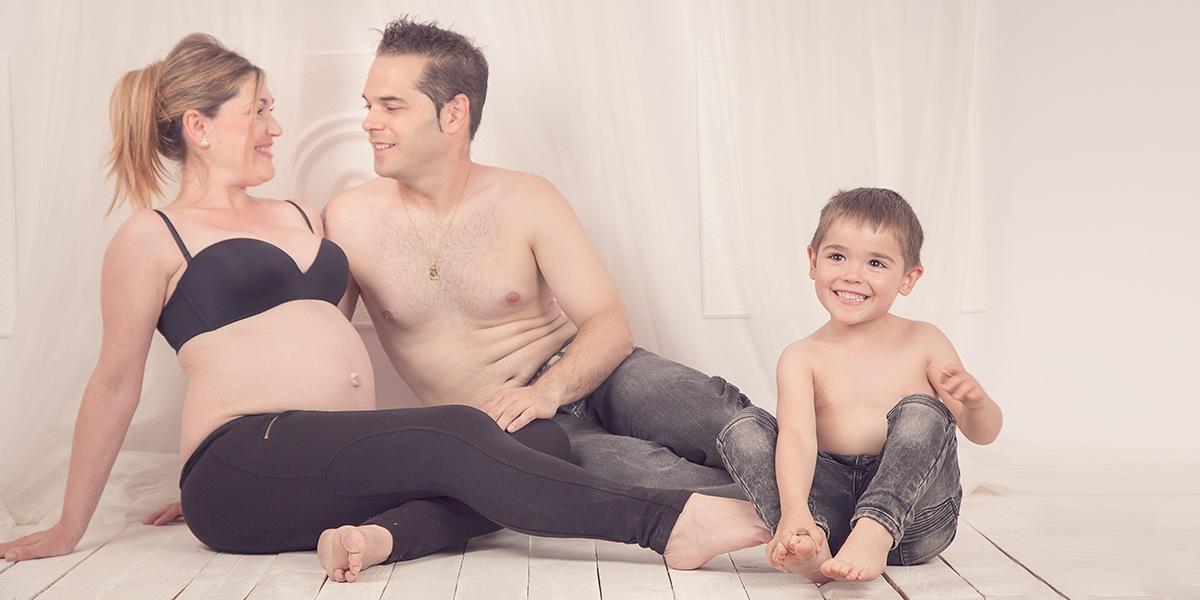 Fotografías embarazada