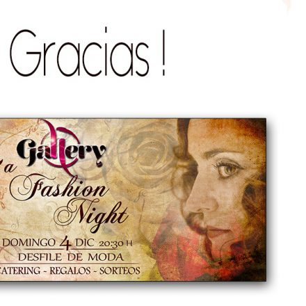 FOTOGRAFÍA Y MODA EN MEDINA GALLERY FASHION NIGHT